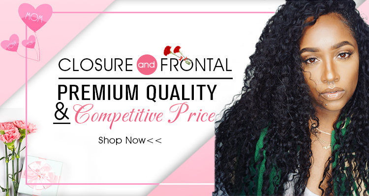 closure and frontal sale