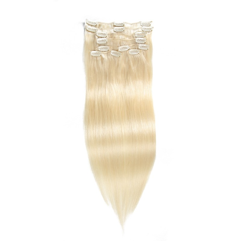 60# Clip In hair extensions