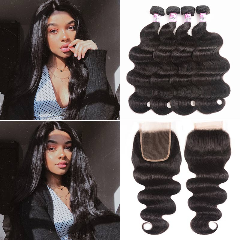 Malaysian Lace Closure
