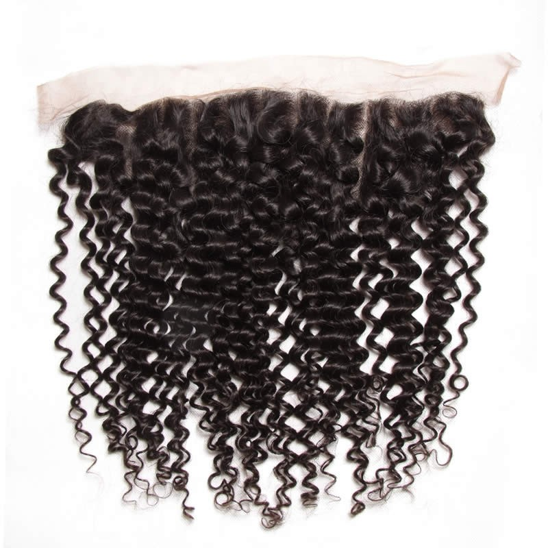 Jerry Curl Frontal Closure