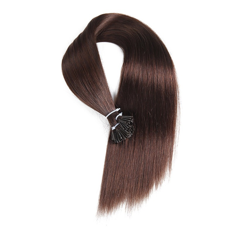 Beautyforever Straight I Tip Remy Human Hair Extensions Online