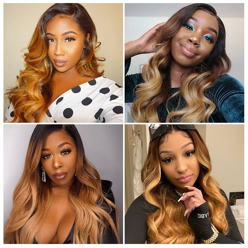 Peruvian Ombre Body Wave