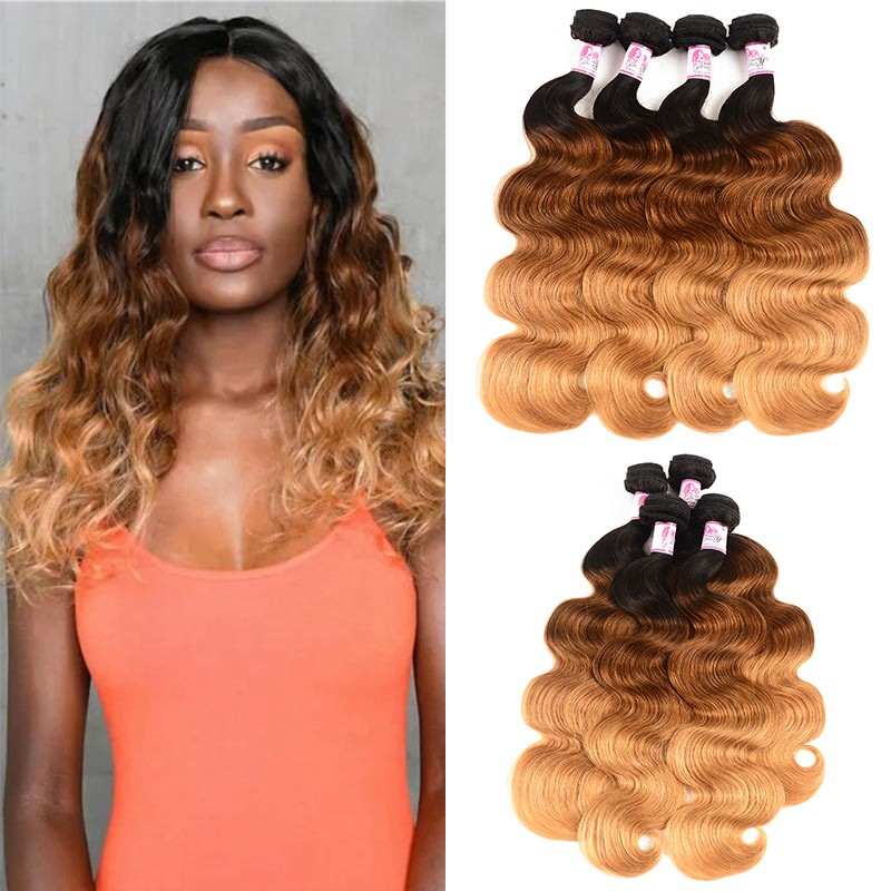 Ombre Indian Body Wave