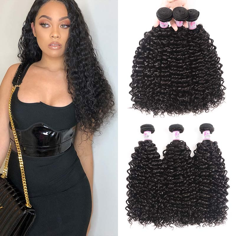 Virgin Hair Weaving 3Bundles Deals