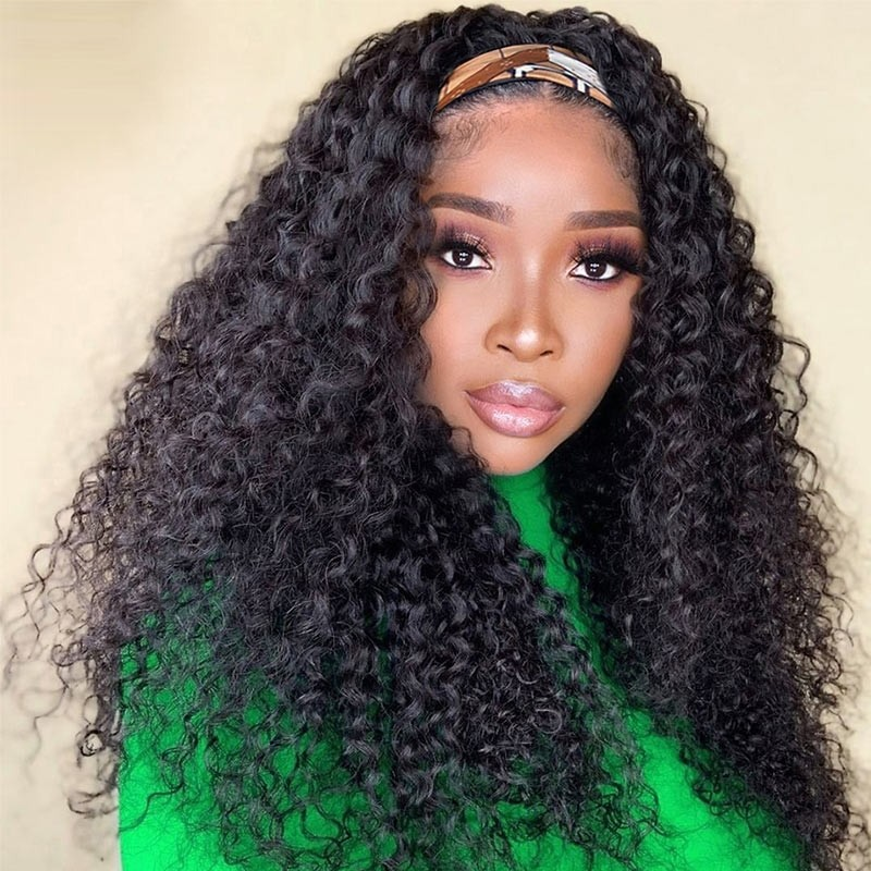 jerry curly human hair wigs