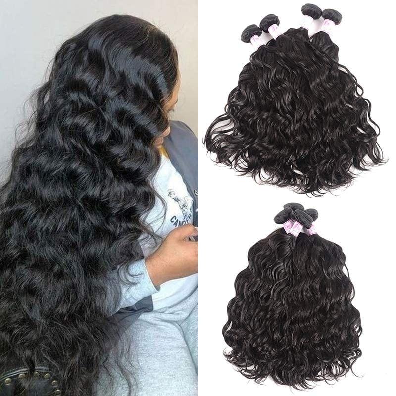 Malaysian Natural Wave Hair