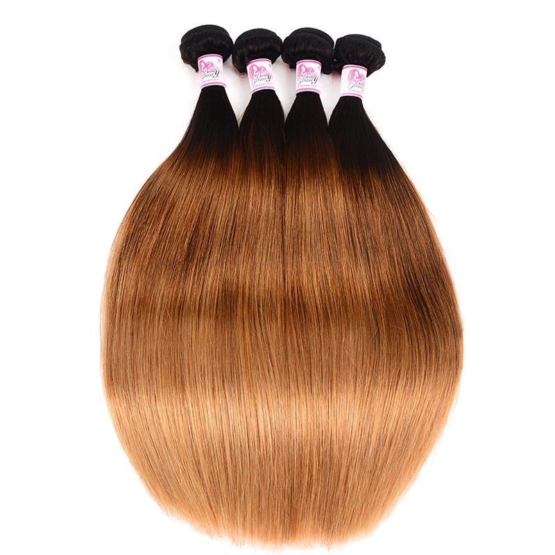 Indian Ombre Straight Hair