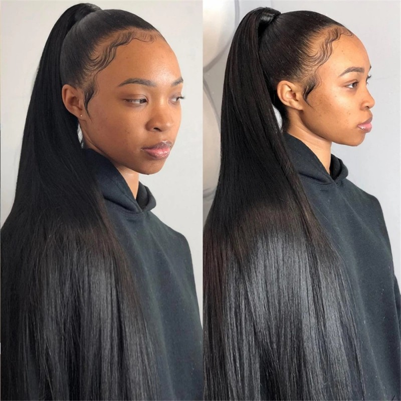 Straight Hair 5x5 HD Lace Wigs