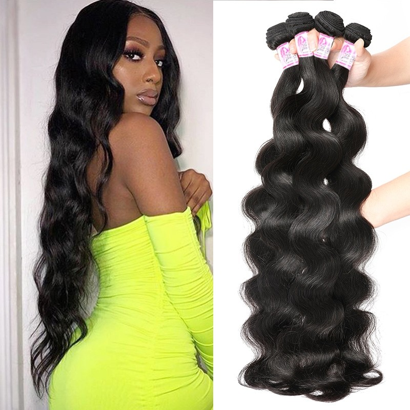 Brazilian virgin hair wave