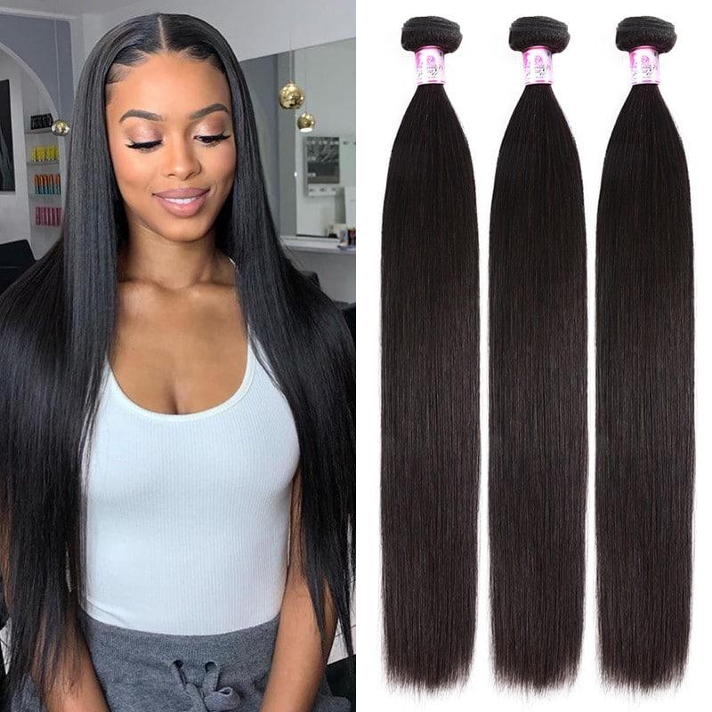 Straight Hair Malaysian Hair