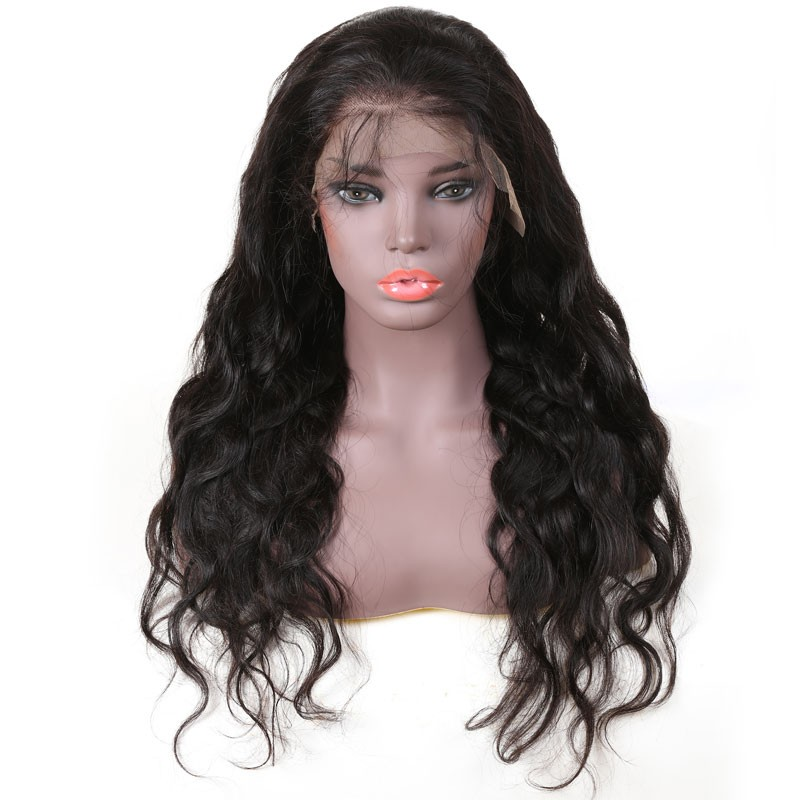 102d9fc799a Beautyforever 13x6 Lace Front Body Wave 150% Density Human Hair Wigs