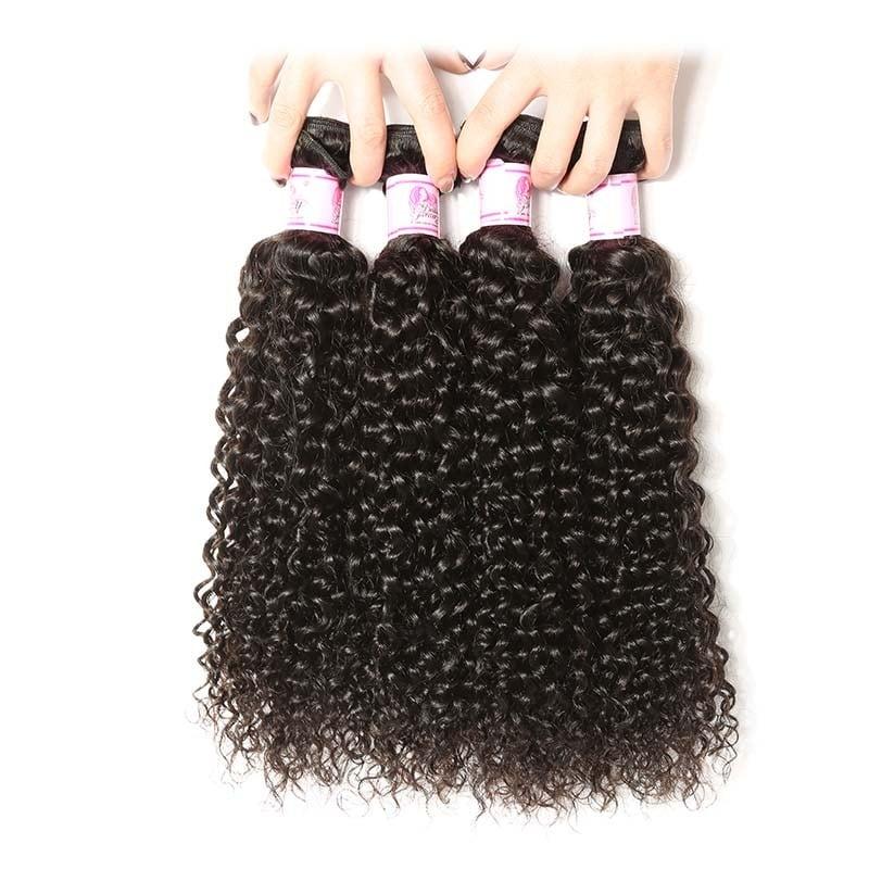 Peruvian Jerry Curly Human Hair