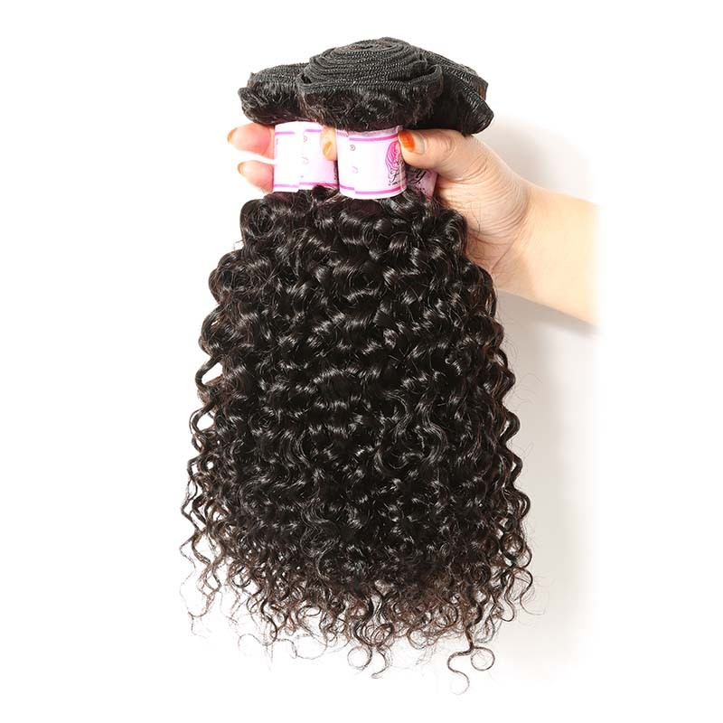 Indian Jerry Curl Hair
