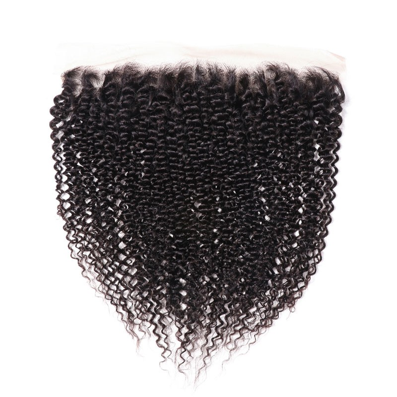 Beautyforever 13x4 Kinky Curly Lace Frontal Sew In Virgin