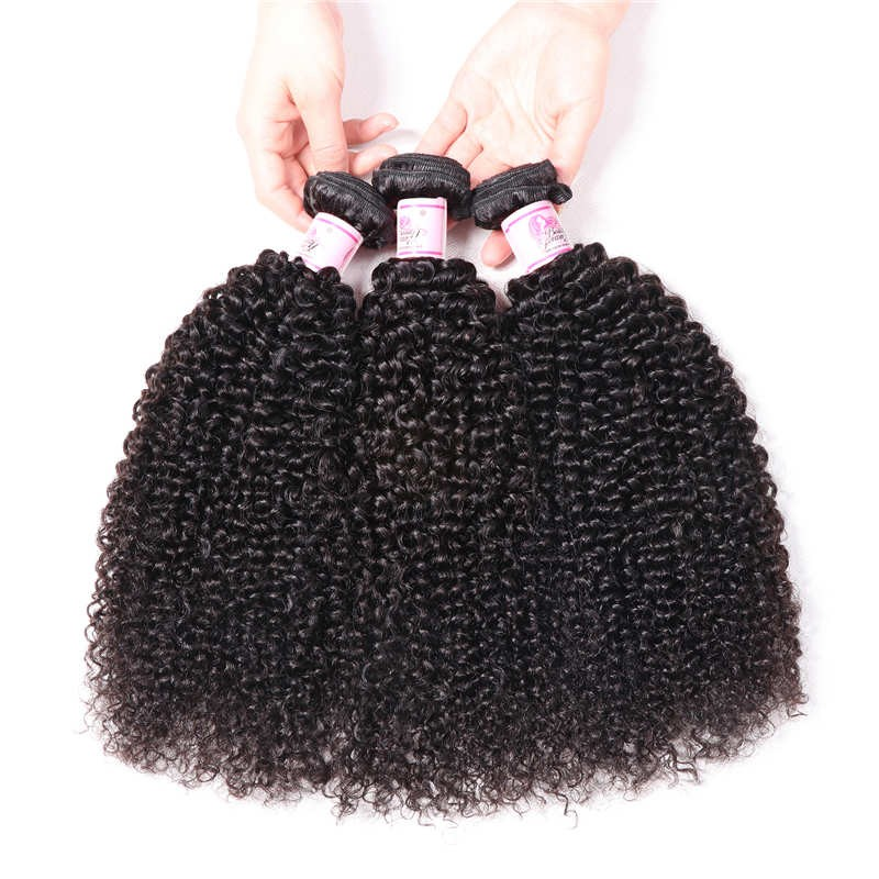Peruvian Kinky Curly Weave