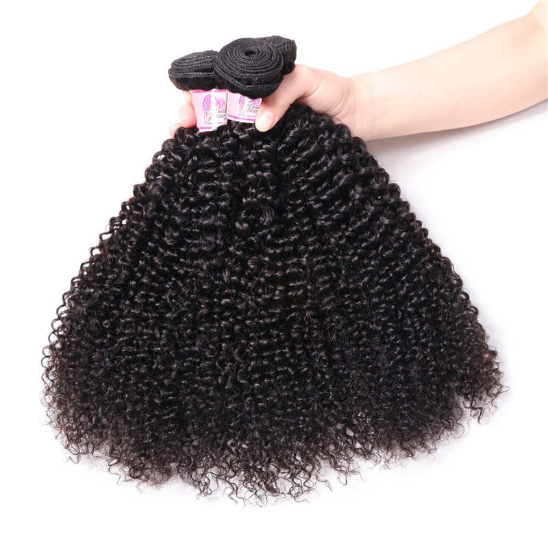 Peruvian Kinky Curly Virgin Hair