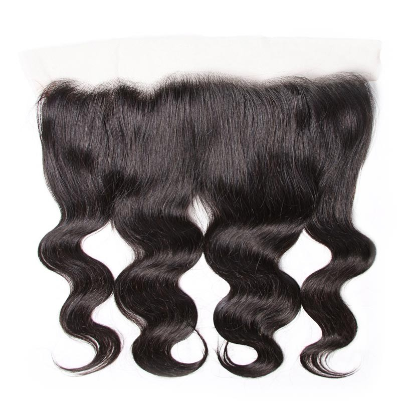 Body Wave Free Part Lace Frontal