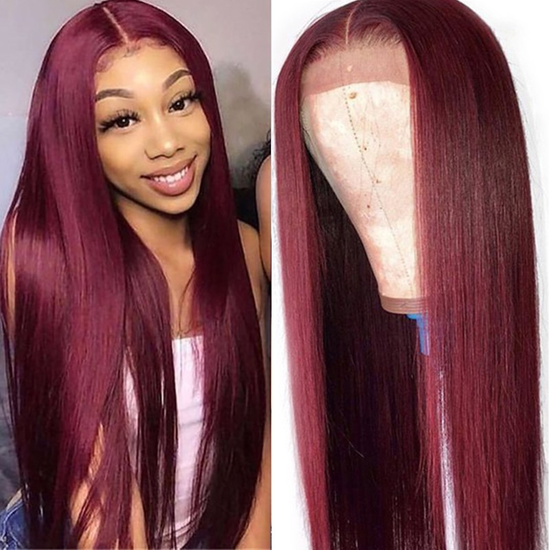 Hand Tied Lace Wig