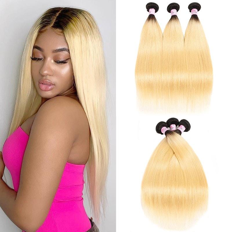 T1b/613 Color Hair Weave