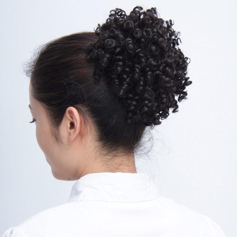 Short Curly Human Hair Wigs