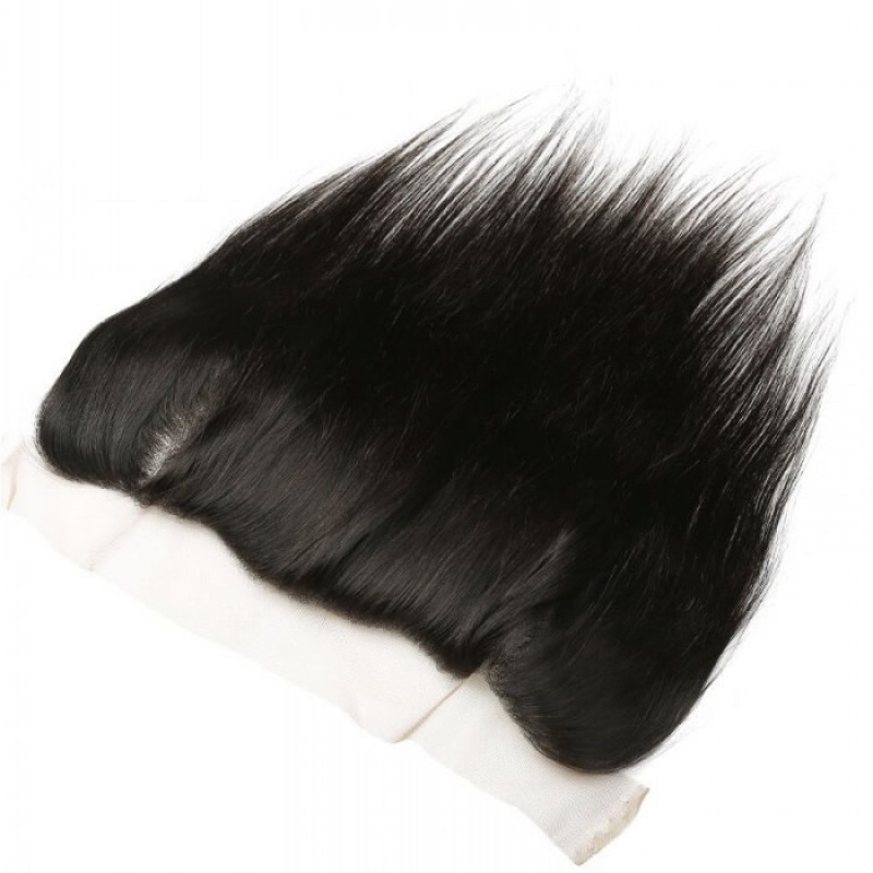 Beautyforever Straight Hair Frontal Lace Closure Human
