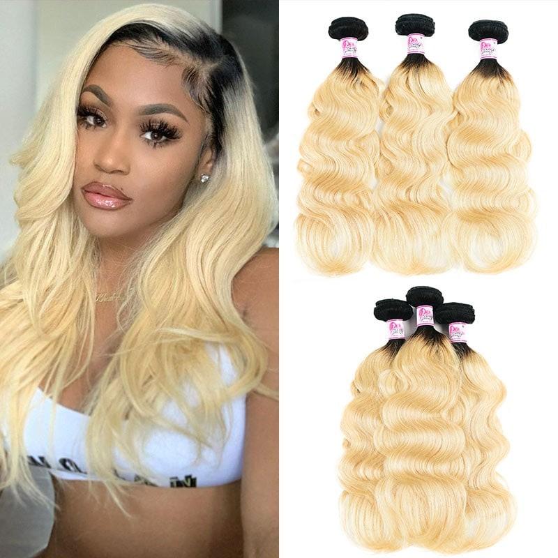 1b/613 hair bundles