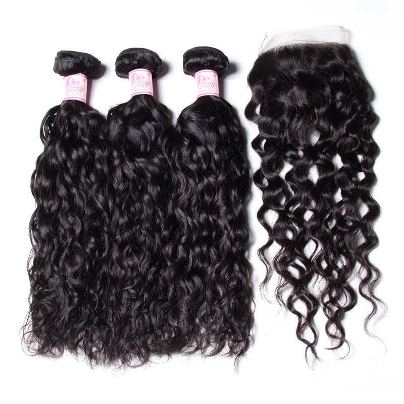 Brazilian Water Wave Closure 4x4