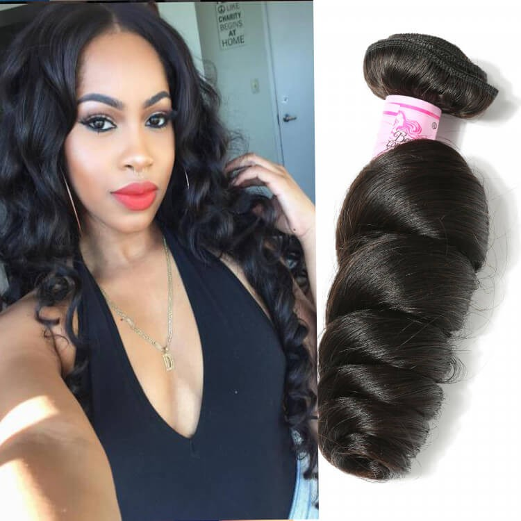 Beautyforever Brazilian Loose Wave Hair African American Hairstyles
