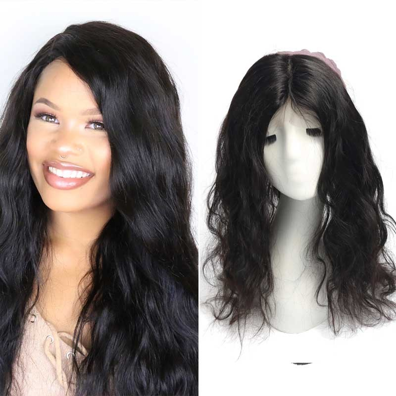 Beautyforever New Arrival 360 Lace Frontal Closure Body Wave Natural