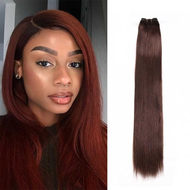 Beautyforever Straight Color Weave Hairstyles 9 Colors 18 24 Inches