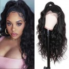Beautyforever Hot Selling Body Wave 360 Lace Frontal Wig 180% Density Pre-plucked Human Hair Wigs