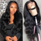Beautyforever Realistic 13x6 Lace Front Body Wave 150% And 180% Density Human Hair Wigs With Baby Hair