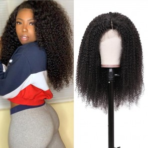 Jerry Curly Lace Front Bob Wigs