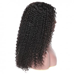 Jerry Curly 360 Lace Frontal Wigs