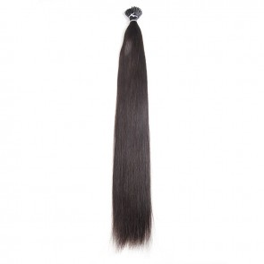 Best selling 100 remy i tip hair extensionsi tip human hair beautyforever i tip natural black 1b straight remy hair extensions 18 24inch pmusecretfo Images