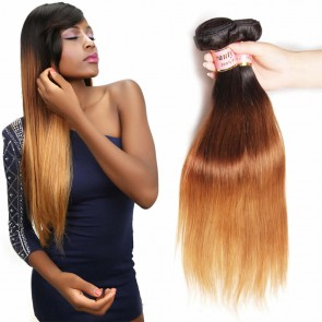 Peruvian Ombre Straight Hair