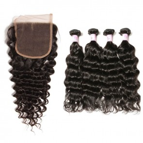 Deep Wave Closure with 4 Bundles