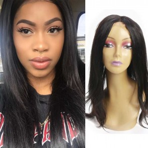 straight 360 frontal closure
