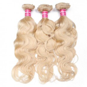 Blonde 613 Hair Weave