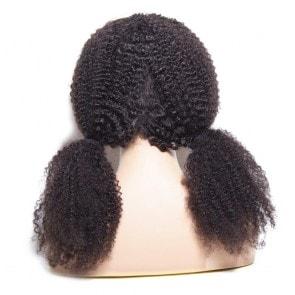 kinky curly wig human hair