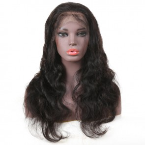 Body Wave Hair 360 Lace Frontal