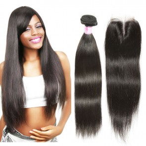 Peruvian  Straight Closure