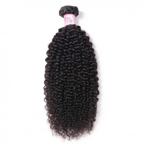 Afro Kinky Curly Hair Weave