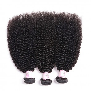 Indian Remy Kinky Curly Weave