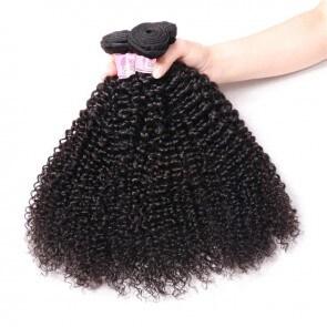 Peruvian Kinky Curly Virgin Hair