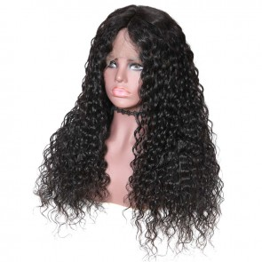 4 Colors, 150% Density, 360 Lace Frontal, 100% Human Hair,10-24 Inch, 145-265g