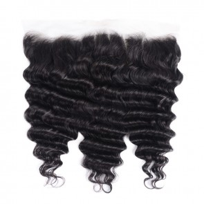 Loose Deep Wave Lace Frontal Closure
