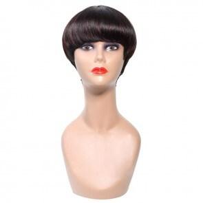 Mushroom Short Hair Wig