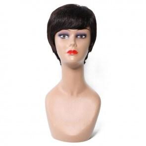 Short Human Hair Wigs
