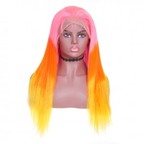 TPOY Color 13x4 Human Hair Lace Front Wigs